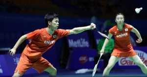 Jepang Kalahkan China di Partai Pertama Semifinal Piala Sudirman 2017