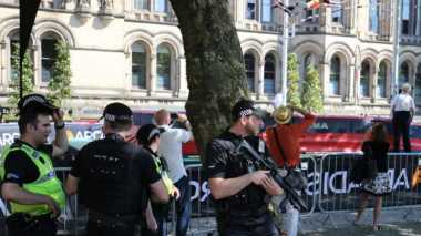 Kepolisian Inggris Klaim Ciduk Tokoh-Tokoh Kunci Terkait Ledakan di Konser Ariana Grande