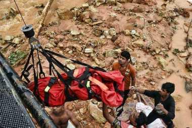 Banjir dan Tanah Longsor Tewaskan 122 Orang, Sri Lanka Meminta Bantuan Internasional