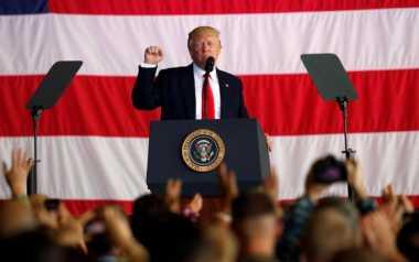 Trump Sebut Kunjungan Luar Negeri Pertamanya 'Sukses'