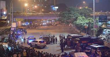 Pasca-Ledakan Kampung Melayu, Malaysia Perketat Keamanan