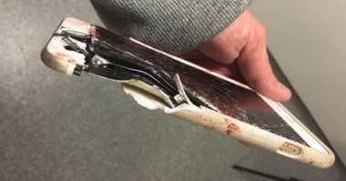 iPhone Selamatkan Nyawa Korban Bom Manchester