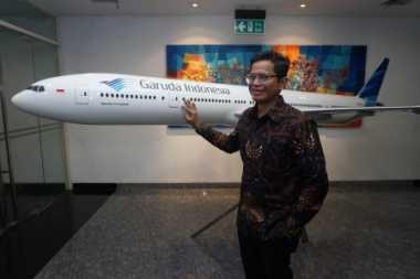 \52% Pendapatan Garuda Berasal dari Penerbangan Internasional\