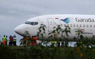 \BUSINESS HITS: Antisipasi Lebaran, Lebih dari 50 Ribu Kursi Tambahan Disiapkan Garuda\