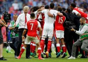 BREAKING NEWS: Kalahkan Chelsea, Arsenal Segel Gelar Juara Piala FA