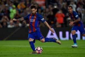 Perang Gol Barcelona vs Alaves Warnai Babak Pertama Final Copa del Rey 2016-2017