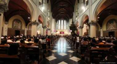 \Keren! 5 Gereja dengan Arsitektur Memukau di Jakarta\
