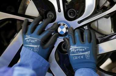 Pasokan Komponen Terhambat, BMW Hentikan Produksi Mobil di Jerman