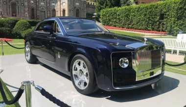 Cuma 1 di Dunia, Rolls-Royce Ini Bisa Jadi Mobil Baru Termahal di Dunia