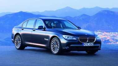 Pintu Bermasalah, BMW Recall Seri 7