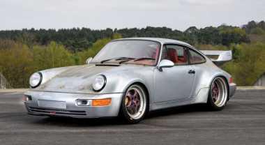 Odometer Cuma 10 Km, Porsche Lawas Ini Laris Rp26 M