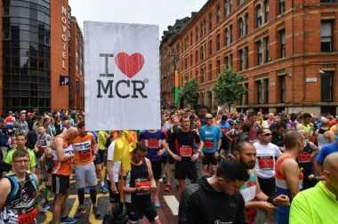 Pasca-bom Bunuh Diri, Manchester Gelar Lomba Marathon Tahunan