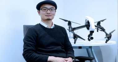 Ditolak Kampus Ternama di Amerika, Frank Wang Sukses Dirikan DJI