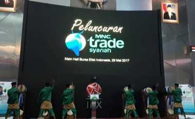 \MNC Sekuritas Targetkan 30% Investor Pakai Online Trading Syariah\