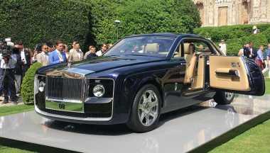 Tiga Mobil yang Diklaim Paling Mahal
