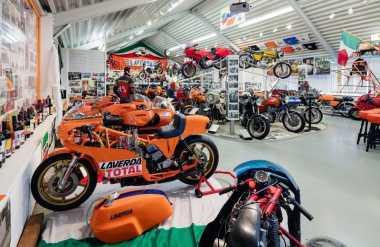 Museum Sepeda Motor Klasik Dijual Bersama 81 Koleksinya, Berminat?