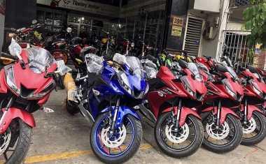 Diimpor dari Indonesia, Berapa Harga Yamaha R15 di Vietnam?