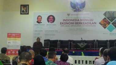 \Menko Darmin: Ekonomi Indonesia Berkembang dengan Kualitas yang Baik\