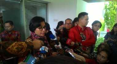 \Ratas dengan Presiden Jokowi, Sri Mulyani Siapkan APBNP 2017\