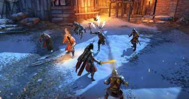 Iron Blade: Medieval Legends Tersedia di Android dan iOS