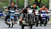 Polisi Padang Amankan Belasan Pemuda Pelaku Balap Liar dan Tawuran