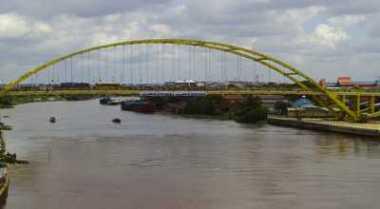 \Desain Pembangunan Jembatan Bulungan-Tarakan Selesai 2018\