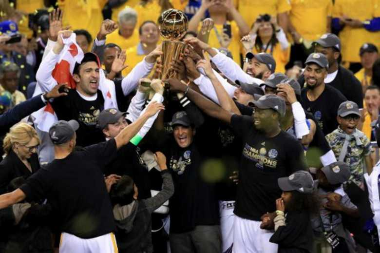 Kalahkan Cavaliers Keempat Kalinya, Golden State Warriors Juarai NBA 2016-2017
