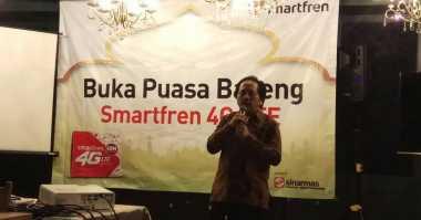 Smartfren Rayu Pelanggan Migrasi dari CDMA ke 4G LTE