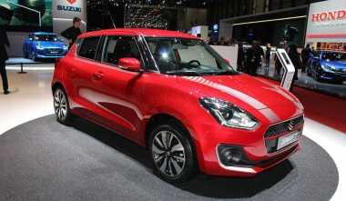 Suzuki Swift Hybrid dan Sport Bakal Diluncurkan Tahun Ini