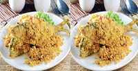 SAHUR YUK: Gurihnya Bandeng Goreng Kremes untuk Makan Malam