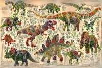 Kecerdasan Buatan Dapat Ciptakan Lukisan Dinosaurus yang Memukau