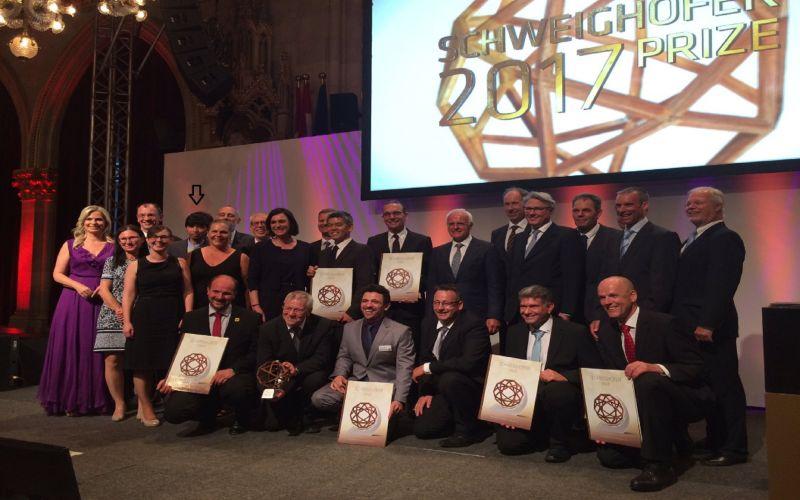 Mahasiswa Indonesia Raih Penghargaan Schweighoffer Prize di Austria