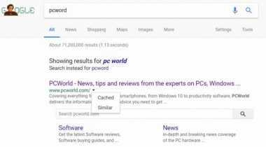 Trik Melakukan Pencarian di Google dengan Cepat (1)