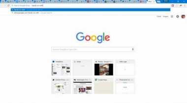 Trik Mencari Pencarian di Google dengan Cepat (2-Habis)