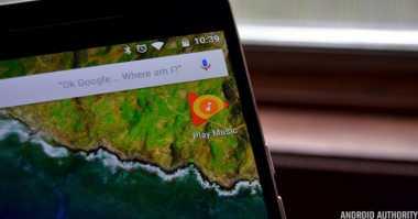 Update, Google Play Music Punya Cara Baru Akses Musik