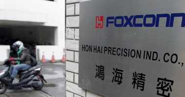 Foxconn Ngotot Ingin Akuisisi Bisnis Chipset Toshiba