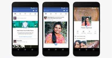 Facebook Uji Coba Fitur Antimaling Foto Profil