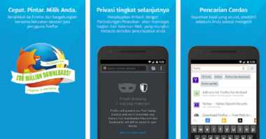 Jajaran Aplikasi Browser Alternatif Chrome di Android (1)
