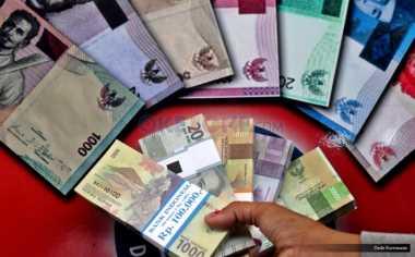 \Jelang Lebaran, Rupiah Kembali Terpukul ke Rp13.324/USD   \