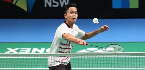 Tersingkir di 16 Besar Australia Open 2017, Anthony Ginting: Chen Long Sulit Dimatikan