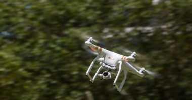 Diam-Diam DJI Gunakan Software Drone Rusia untuk Lewati Daerah Terlarang