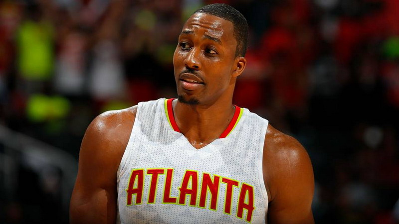 Tinggalkan Atlanta Hawks, Dwight Howard Resmi Merapat ke Charlotte Hornets