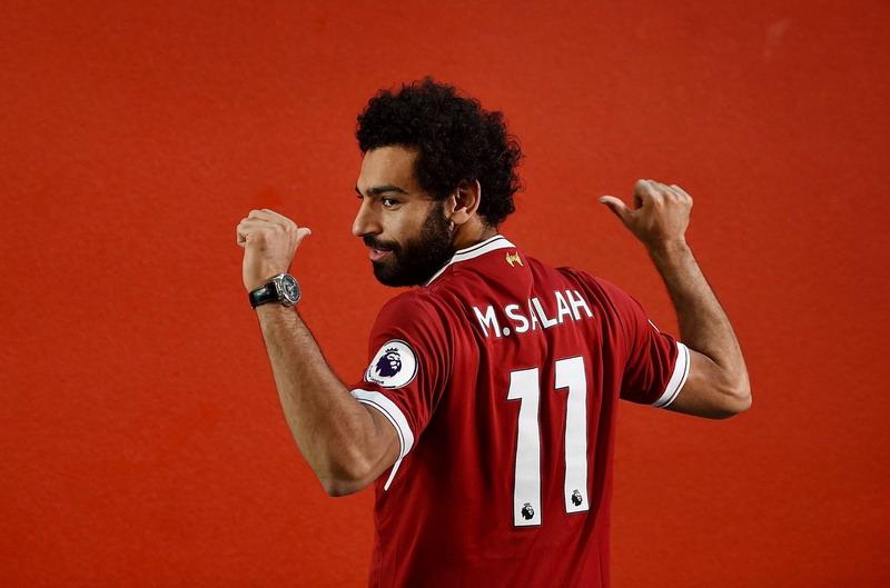 Salah Resmi Ambil Alih Nomor 11 di Liverpool, Firmino Pakai Nomor 9 Musim Depan