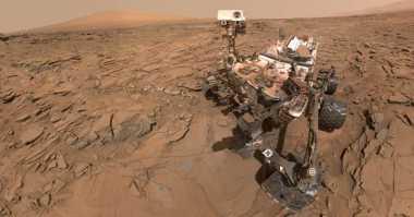 Robot Penjelajah NASA Temukan Unsur Kehidupan di Mars
