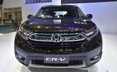 Honda Sediakan CR-V Diesel untuk India