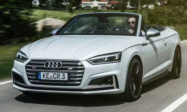 Audi S5 Cabriolet dengan Tenaga Lebih Buas dari ABT