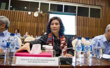 \Pesan Menteri Susi Jelang Lebaran: Jangan Lupa Makan Ikan   \