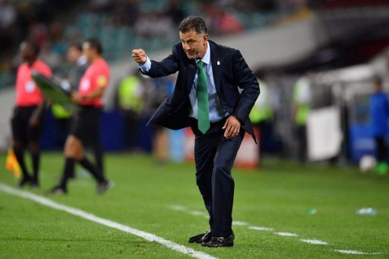 Saatnya Pembuktian, Meksiko Siap Jegal Rusia di Laga Pamungkas Grup A Piala Konfederasi 2017