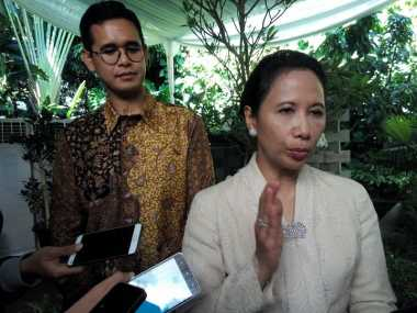 \Lebaran, Menteri Rini Harap Hubungan dengan DPR Semakin Membaik\
