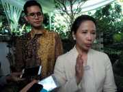 Lebaran, Menteri Rini Harap Hubungan dengan DPR Semakin Membaik